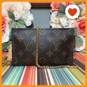 Louis Vuitton Authentic Mini Pouch